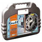 Gulf 76016 Catene neve 7 mm per auto, Misura 110: recensione